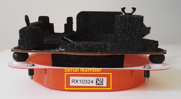 Payload serial number