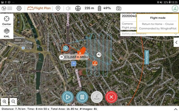 flight mode_RTH