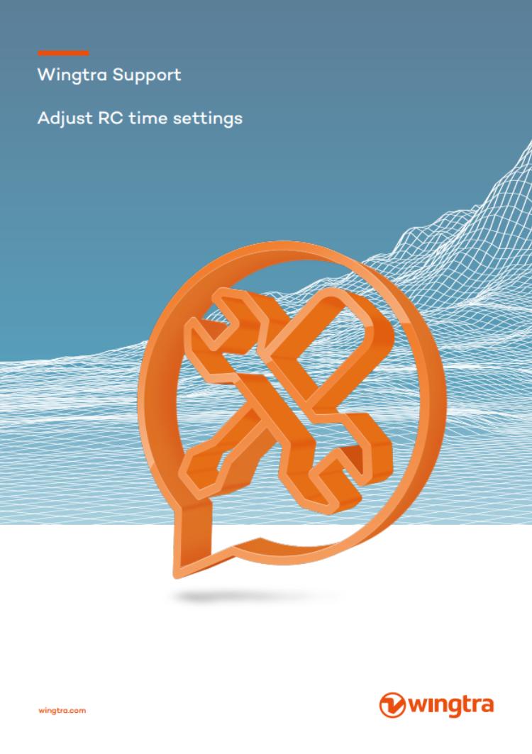 adjust-rc-time-settings